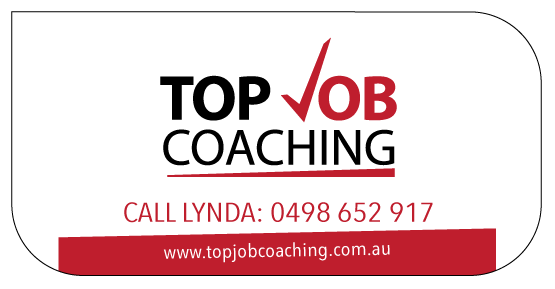 Top Job Coaching Business Card